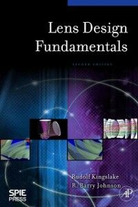 Ebook in inglese Lens Design Fundamentals Johnson, R. Barry , Kingslake, Rudolf