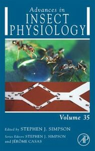 Foto Cover di Advances in Insect Physiology, Ebook inglese di  edito da Elsevier Science