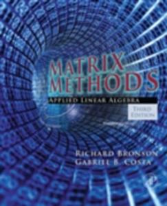 Ebook in inglese Matrix Methods Bronson, Richard , Costa, Gabriel B.