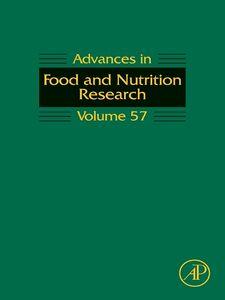 Foto Cover di Advances in Food and Nutrition Research, Volume 57, Ebook inglese di  edito da Elsevier Science