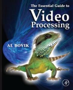 Ebook in inglese Essential Guide to Video Processing Bovik, Alan C.