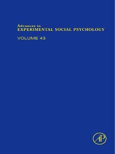 Foto Cover di Advances in Experimental Social Psychology, Ebook inglese di Mark P. Zanna, edito da Elsevier Science