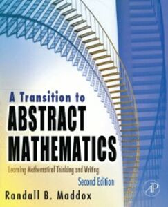 Ebook in inglese Transition to Abstract Mathematics Maddox, Randall