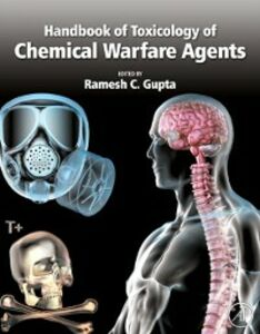 Ebook in inglese Handbook of Toxicology of Chemical Warfare Agents