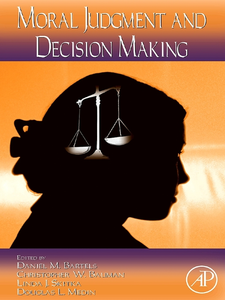 Ebook in inglese Moral Judgment and Decision Making -, -