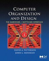 Computer Organization and Design, Fourth Edition