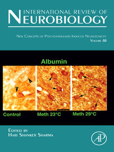 Ebook in inglese New Concepts of Psychostimulants Induced Neurotoxicity