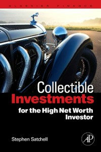 Ebook in inglese Collectible Investments for the High Net Worth Investor -, -