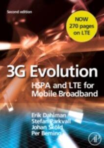 Ebook in inglese 3G Evolution Beming, Per , Dahlman, Erik , Parkvall, Stefan , Skold, Johan