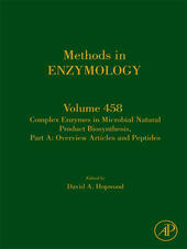 Complex enzymes in microbial natural product biosynthesis, Part A