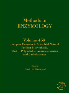 Ebook in inglese Complex enzymes in microbial natural product biosynthesis, Part B -, -
