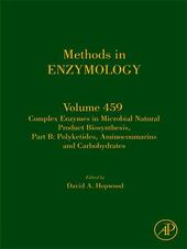 Complex enzymes in microbial natural product biosynthesis, Part B