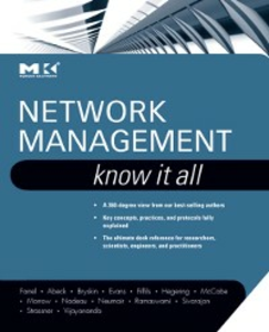 Ebook in inglese Network Management Know It All -, -