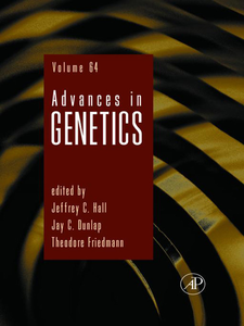 Ebook in inglese Advances in Genetics -, -