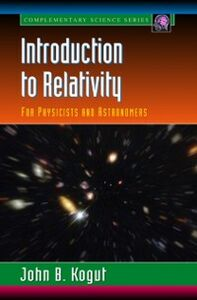 Ebook in inglese Introduction to Relativity Kogut, John B.
