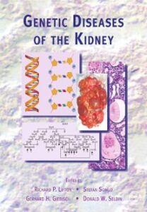 Ebook in inglese Genetic Diseases of the Kidney -, -