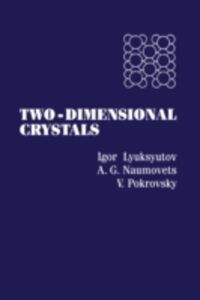 Ebook in inglese Two-Dimensional Crystals Naumovets, A. G.