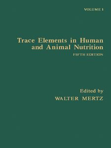 Ebook in inglese Trace Elements in Human and Animal Nutrition -, -