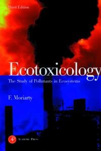 Ebook in inglese Ecotoxicology Moriarty, Frank