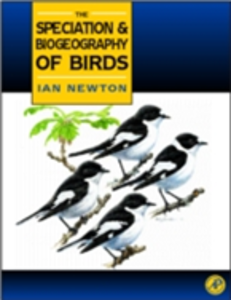 Ebook in inglese Speciation and Biogeography of Birds Newton, Ian