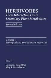 Herbivores: Their Interactions with Secondary Plant Metabolites