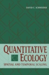 Foto Cover di Quantitative Ecology, Ebook inglese di David C. Schneider, edito da Elsevier Science