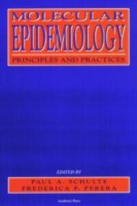 Ebook in inglese Molecular Epidemiology -, -