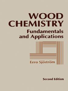 Ebook in inglese Wood Chemistry Sjostrom, Eero