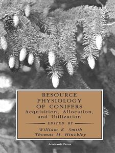 Ebook in inglese Resource Physiology of Conifers -, -