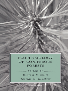 Ebook in inglese Ecophysiology of Coniferous Forests -, -