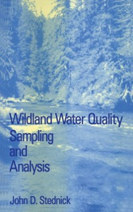 Ebook in inglese Wildland Water Quality Sampling and Analysis Stednick, John D.