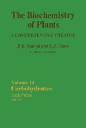 Biochemistry of Plants