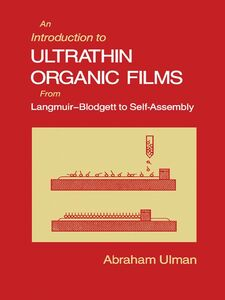 Ebook in inglese An Introduction to Ultrathin Organic Films Ulman, Abraham