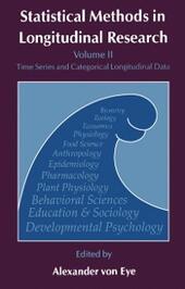 Statistical Methods in Longitudinal Research