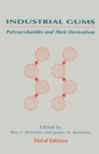 Foto Cover di Industrial Gums, Ebook inglese di  edito da Elsevier Science