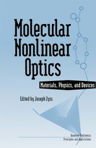 Ebook in inglese Molecular Nonlinear Optics Zyss, Joseph