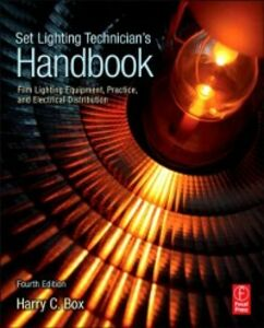 Ebook in inglese Set Lighting Technician's Handbook Box, Harry