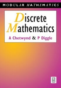 Foto Cover di Discrete Mathematics, Ebook inglese di Amanda Chetwynd,Peter Diggle, edito da Elsevier Science
