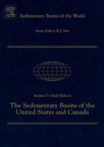 Foto Cover di Sedimentary Basins of the United States and Canada, Ebook inglese di  edito da Elsevier Science