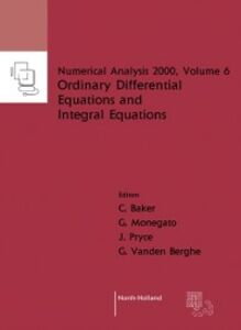 Foto Cover di Ordinary Differential Equations and Integral Equations, Ebook inglese di AA.VV edito da Elsevier Science