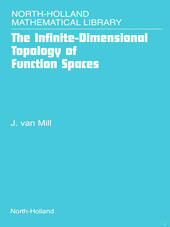 The Infinite-Dimensional Topology of Function Spaces