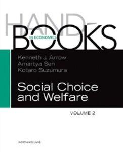 Ebook in inglese Handbook of Social Choice & Welfare