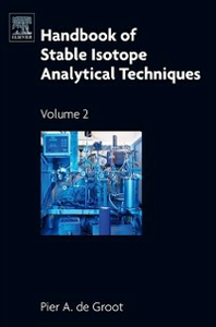 Ebook in inglese Handbook of Stable Isotope Analytical Techniques Vol II Groot, Pier A. de