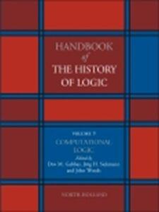 Ebook in inglese Computational Logic -, -