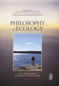 Foto Cover di Philosophy of Ecology, Ebook inglese di  edito da Elsevier Science