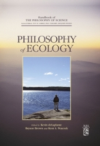 Ebook in inglese Philosophy of Ecology -, -