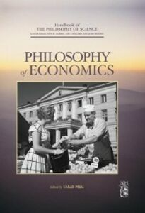 Ebook in inglese Philosophy of Economics -, -