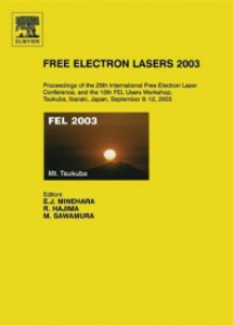 Ebook in inglese Free Electron Lasers 2003 -, -