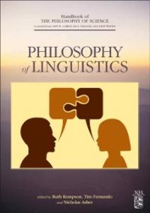 Ebook in inglese Philosophy of Linguistics -, -