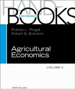 Ebook in inglese Handbook of Agricultural Economics